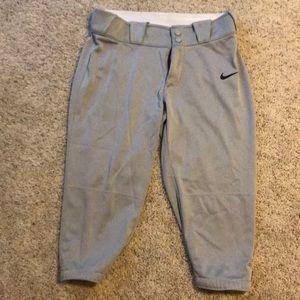 Nike women's softball pants